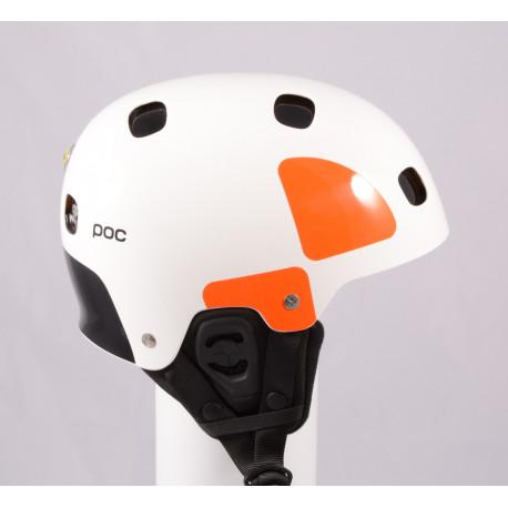 nová lyžiarska/snowboardová helma POC RECEPTOR BUG BACKCOUNTRY, Hydrogen white, Recco ( NOVÁ )