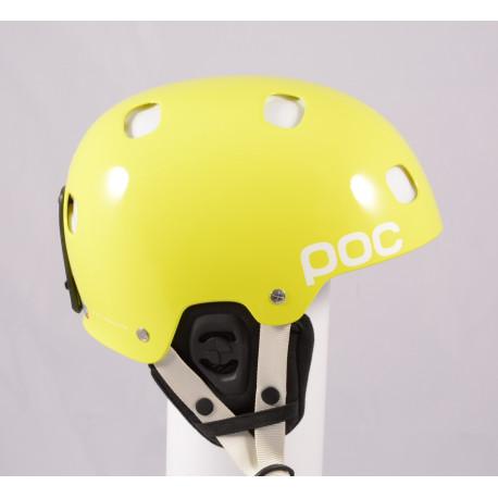 lyžařská/snowboardová helma POC RECEPTOR BUG ADJUSTABLE 2.0, 2020, Hexane Yellow, nastavitelná ( NOVÁ )