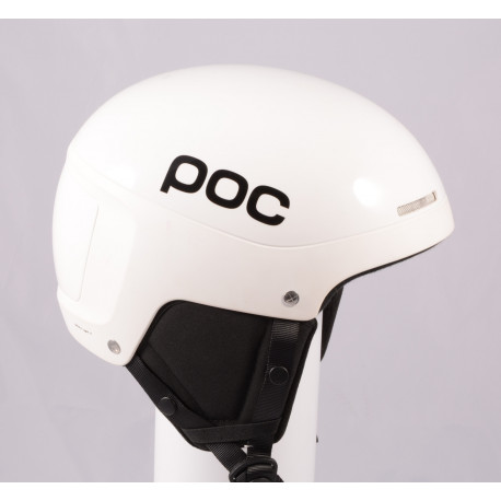 nová lyžiarska/snowboardová helma POC SKULL LIGHT 2, 2019, White, einstellbar ( NOVÁ )
