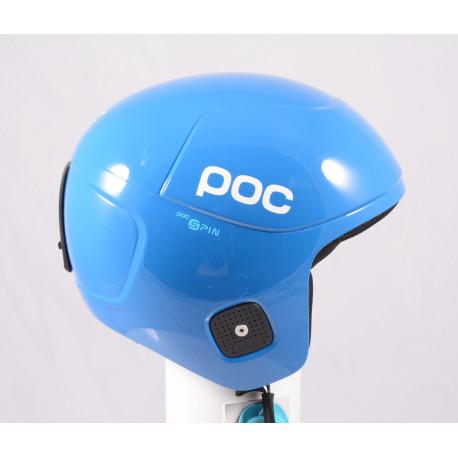 lyžařská/snowboardová helma POC SKULL ORBIC X SPIN 2020, Blue, FIS ( NOVÁ )