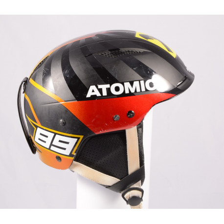 ski/snowboard helmet ATOMIC REDSTER LF SL 2018, Marcel Hirscher, adjustable