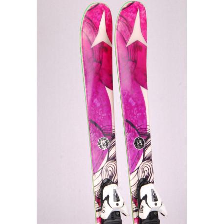 skis ATOMIC FREESTYLE SUPREME vantage series + Atomic FFG 12