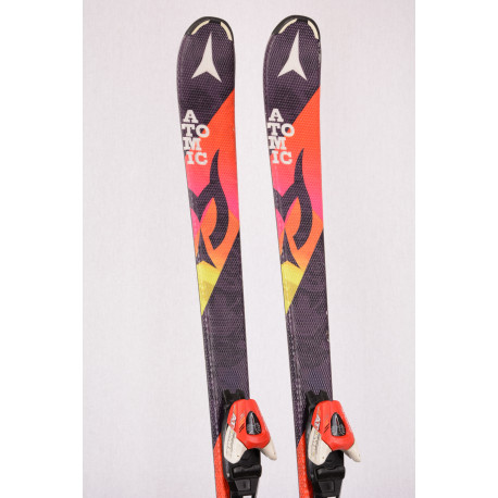 esquís niños ATOMIC REDSTER Jr. Marcel Hirscher, handmade + Atomic EVOX 045