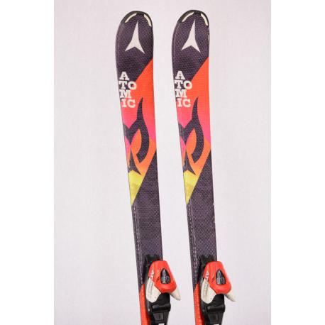 kinder ski's ATOMIC REDSTER Jr. Marcel Hirscher, handmade + Atomic EVOX 045