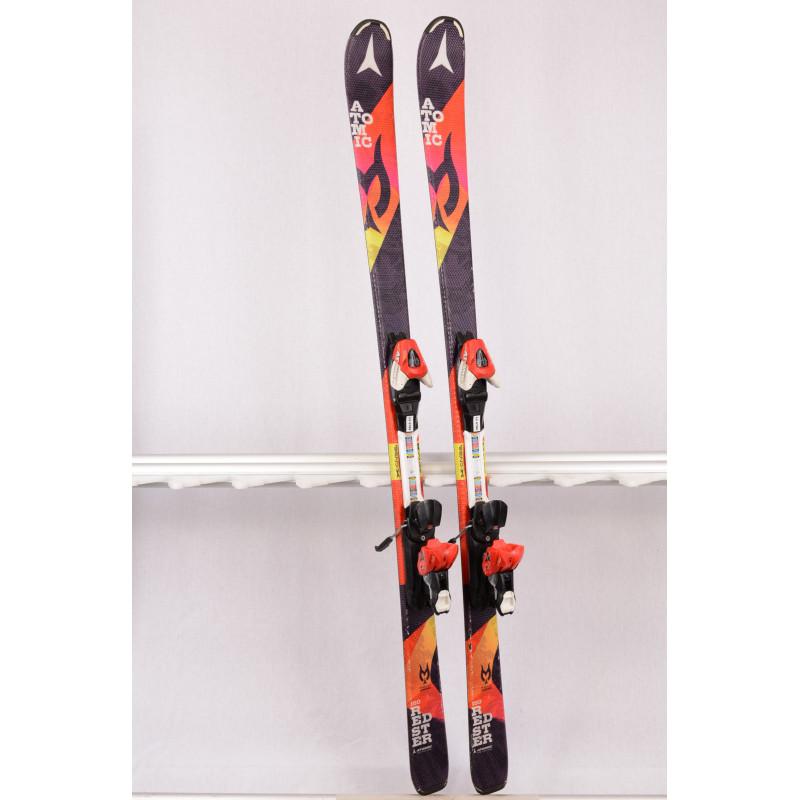 detské/juniorské lyže ATOMIC REDSTER Jr. Marcel Hirscher, handmade + Atomic EVOX 045