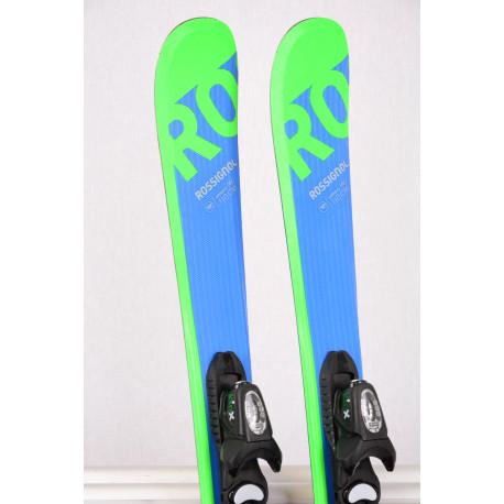 children's/junior skis ROSSIGNOL EXPERIENCE PRO + Look KIDX 4.5