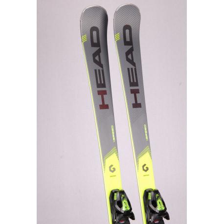 new skis HEAD SUPERSHAPE i.SPEED SW 2020, GRAPHENE, KERS, WC ERA 3.0s + Head PRD 12 ( NEW )
