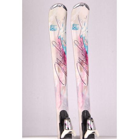 dámske lyže NORDICA AXANA FASTRACK WHITE + Marker N Sport