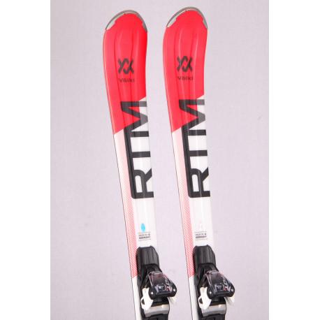 new skis VOLKL RTM 7.4 2019, tip rocker, full sensor woodcore + Marker FDT 10 ( NEW )
