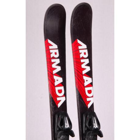 detské/juniorské lyže ARMADA CODA, FREESTYLE, TWINTIP + Tyrolia SP 10