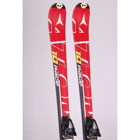 children's/junior skis ATOMIC RACE 10 + V3TEC LR 4.5 ( TOP condition )