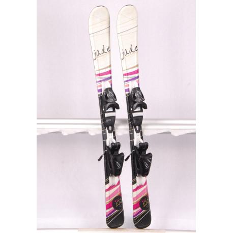 detské/juniorské lyže STUF JADE early rise rocker + Tyrolia LRX 4.5