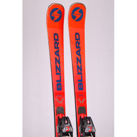 skis BLIZZARD FIREBIRD SRC MASTERS RACING 2020, Sandwich woodcore, Titanium + Marker Xcell 12 ( like NEW )