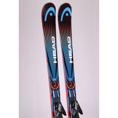 freeride skis HEAD REV 85 PRO, ERA 3.0, Sandwich cap, Full sidewall + Salomon Z12