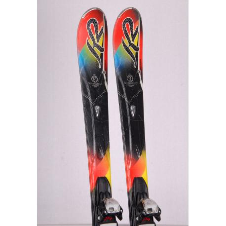dámske lyže K2 SUPERPERFECT, all-terrain rocker + Marker 10