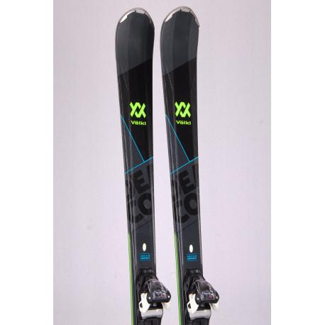 skis VOLKL DEACON XTD 2020, tip rocker, dual woodcore + Marker FDT 10