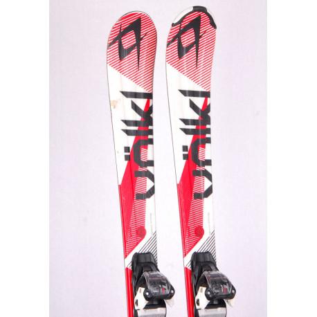 skis VOLKL CODE 7.4 red, FULL sensor WOODcore, TIP rocker + Marker FDT 10