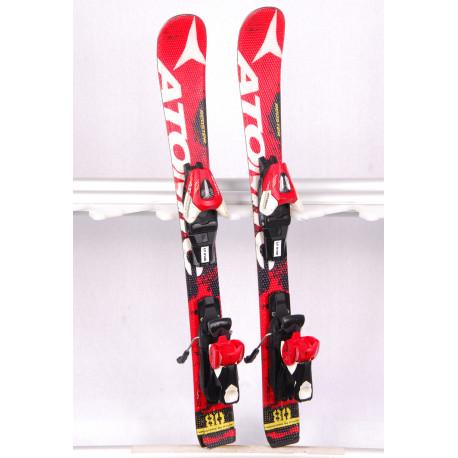 detské/juniorské lyže ATOMIC REDSTER + Atomic XTE 4.5