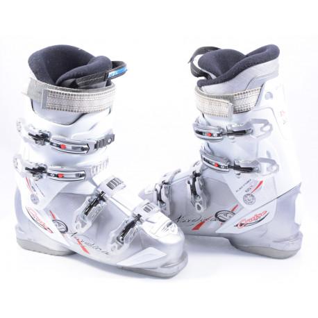 dámske lyžiarky NORDICA CRUISE NFS 65 W, white/silver