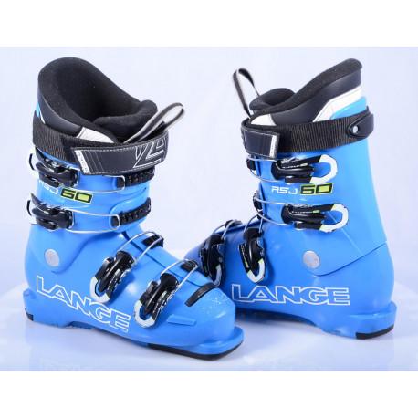 detské/juniorské lyžiarky LANGE RSJ 60 blue/black