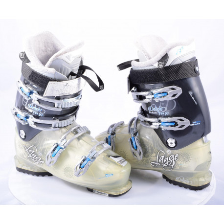 dámske lyžiarky LANGE DELIGHT PRO 90 EXCLUSIVE, CLIMBMATIC ski/clim, THERMO fit 3, CONTROL fit ( TOP stav )