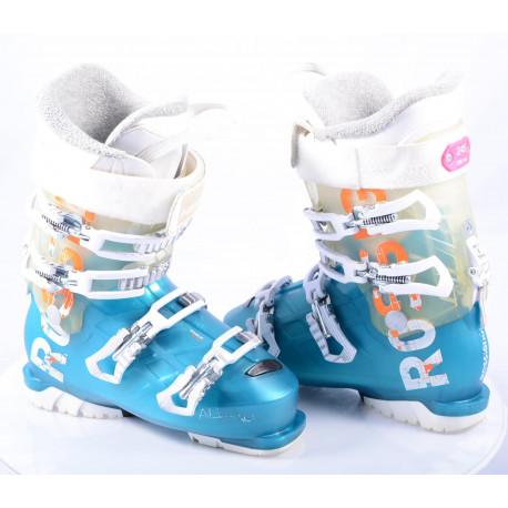 dámske lyžiarky ROSSIGNOL ALLTRACK 100 W BLUE, SENSOR grid, SKI/WALK system, micro, macro