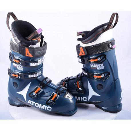 skischoenen ATOMIC HAWX PRIME 100 R BLUE, MEMORY FIT, 3D bronze, 3M THINSULATE, legendary HAWX feel ( TOP staat )
