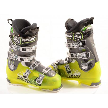 chaussures ski DALBELLO AVANTI AX 100 LTD, SOFT/HARD mode, ROCKER stance, micro, macro