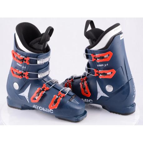 detské/juniorské lyžiarky ATOMIC HAWX JR 4 2019, BLUE/red, THINSULATE insulation