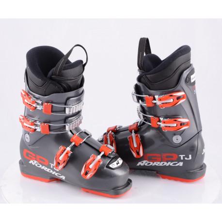 children's/junior ski boots NORDICA GP TJ grey, micro, macro