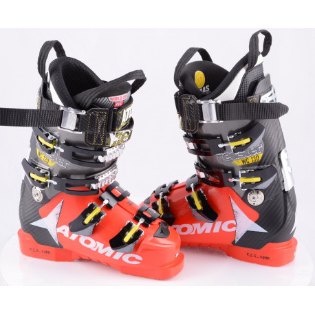 lyžiarky ATOMIC REDSTER WC 130 FIS, RACE FIS, CARBON shell, micro, macro, MCA canting, ( NOVÉ )