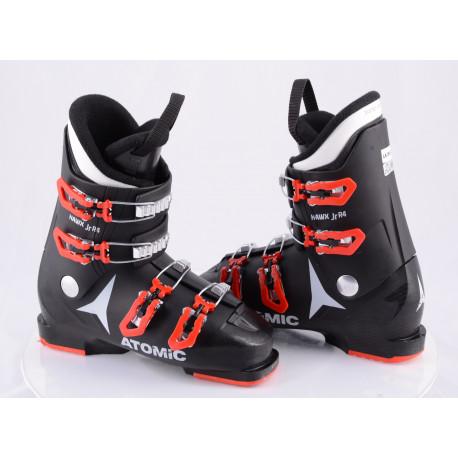 children's/junior ski boots ATOMIC HAWX JR R4 2019 BLACK/red, THINSULATE insulation