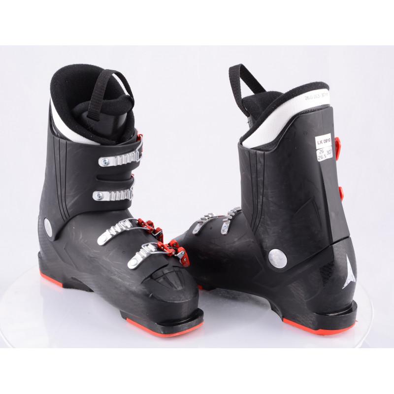 detské/juniorské lyžiarky ATOMIC JR R4 2019 BLACK/red, THINSULATE insulation ( TOP stav )