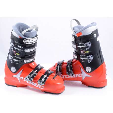 children's/junior ski boots ATOMIC RJ 60, canting ( TOP condition )