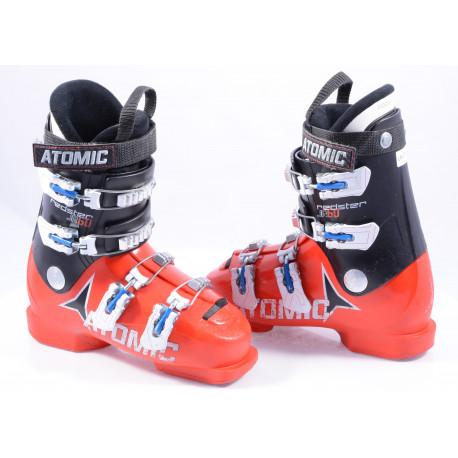 children's/junior ski boots ATOMIC REDSTER JR 60, RED/black