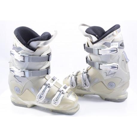 dámske lyžiarky DALBELLO VANTAGE SPORT, 2 ratchet buckles, comfort entry, SKI/WALK