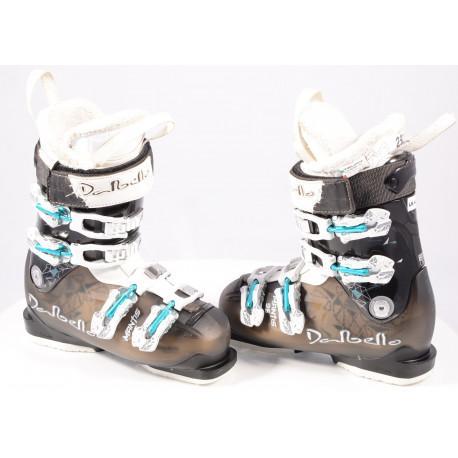 dámske lyžiarky DALBELLO MANTIS 95, BLACK/white, micro, macro, THERMO insulation