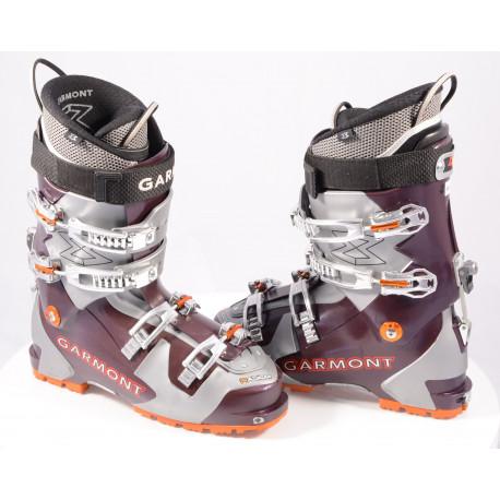 skialpinistické lyžiarky GARMONT RADIUM, TLT, SKI/WALK, micro, macro
