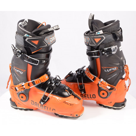 ski boots DALBELLO LUPO AX 125c 2018, TLT