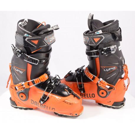 skialpové boty DALBELLO LUPO AX 125c, TLT