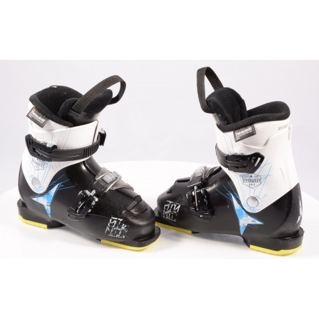 children's/junior ski boots ATOMIC WAYMAKER JR 2 black/white, THINSULATE insulation