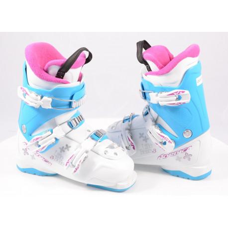 children's/junior ski boots NORDICA LITTLE BELLE 3, 2019, Ratchet buckle