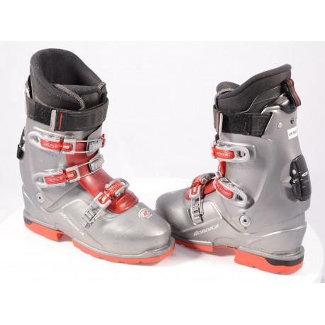 skialpinistické lyžiarky NORDICA TOUR RANDONNEE TR 12, Fit tuner, Outlast AZC, Vibram, Power wrap, SKI/WALK ( TOP stav )