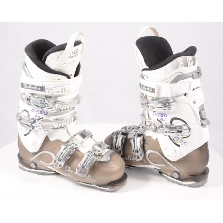 dámske lyžiarky DALBELLO ASPIRE 99 LTD, super comfort, SKI/WALK, X-module, white/grey, ( 1x POUŽITÉ )