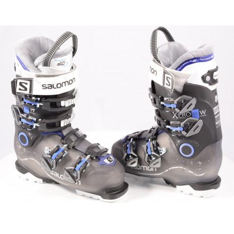 nové dámske lyžiarky SALOMON X PRO R90 W, energyzer 2018, MY CUSTOM fit 3D, OVERSIZED pivot, 3D buckle, ( NOVÉ )