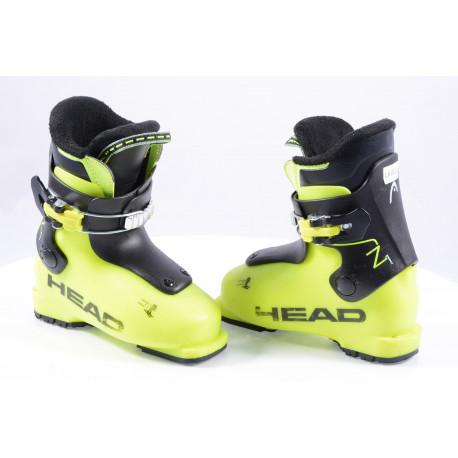 children's/junior ski boots HEAD Z1 2019, natural kid stance ( TOP condition )