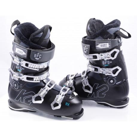 dámske lyžiarky K2 BFC RX 80 W, micro, macro, ENERGY interlock, CUFF adj. ( TOP stav )