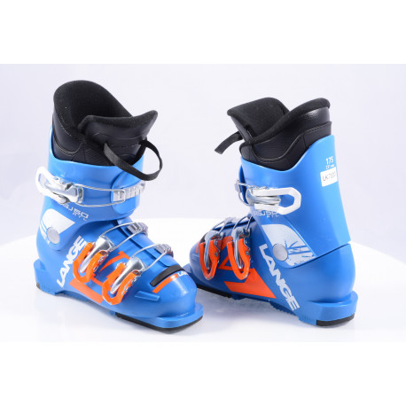 detské/juniorské lyžiarky LANGE RSJ 50, 2019, Blue/orange ( TOP stav )