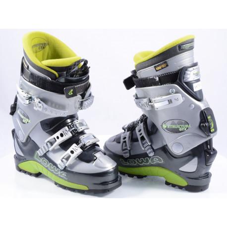 ski touring boots LOWA STRUKTURA GTX, micro, SKI/WALK ( TOP condition )