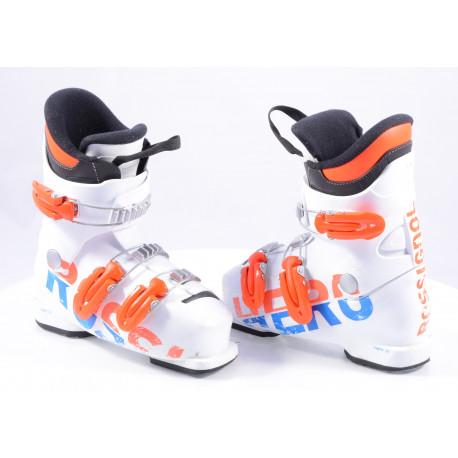 children's/junior ski boots ROSSIGNOL HERO J3, WHITE/red